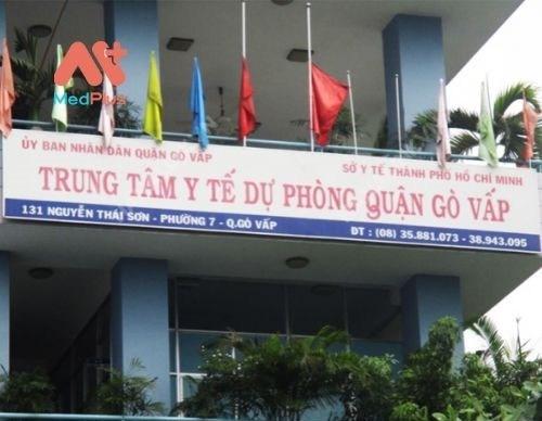Trung tâm y tế quận Gò Vấp