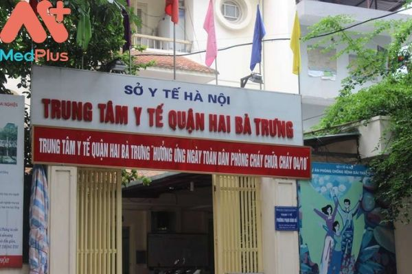 Trung tâm y tế quận Hai Bà Trưng