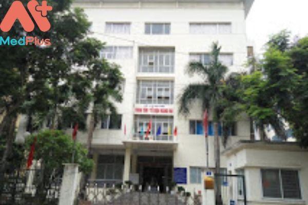 Trung tâm y tế quận Hoàng Mai