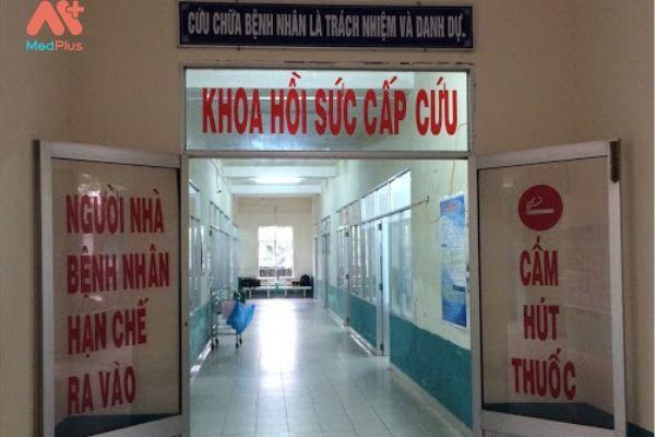 Địa chỉ trung tâm y tế Quận Ngũ Hành Sơn