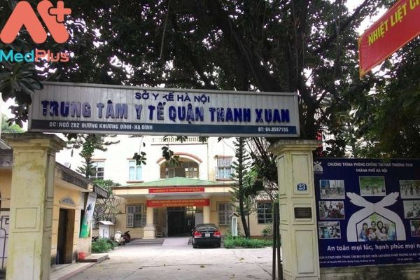 Trung tâm y tế quận Thanh Xuân