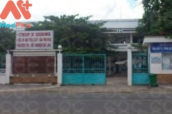 Trung tâm y tế Thành phố Bà Nội