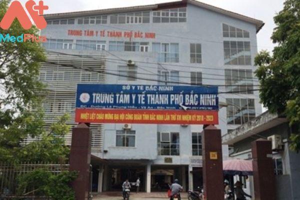 Trung tâm y tế thành phố Bắc Ninh