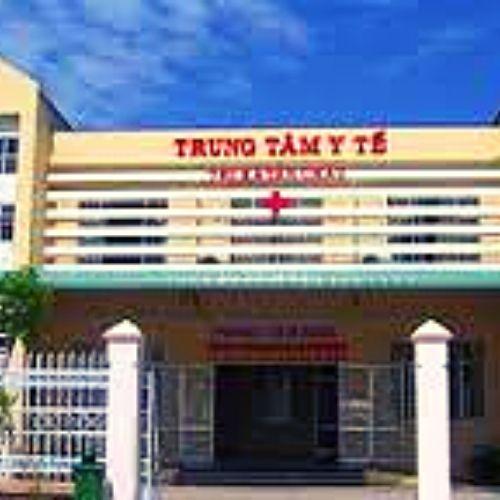 Trung tâm y tế Thành Phố Cam Ranh
