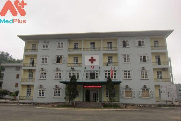 Trung tâm y tế Thành phố Hòa Bình