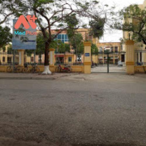 Trung tâm y tế Thành Phố Hưng Yên