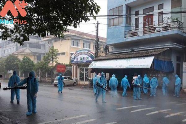 Trung tâm y tế thành phố Hải Dương