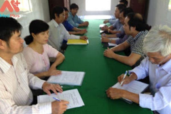 Trung tâm y tế thành phố Nha Trang