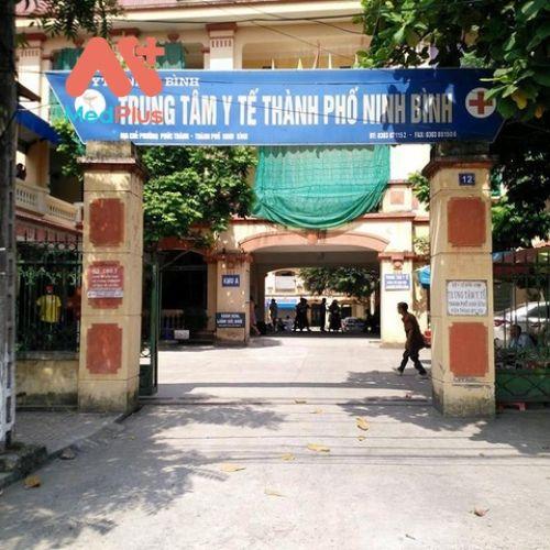 Trung tâm y tế Thành Phố Ninh Bình