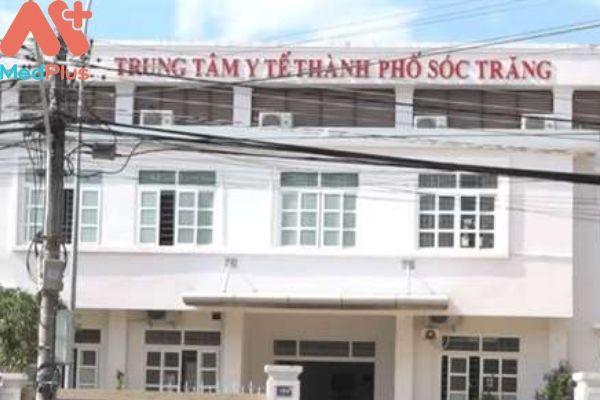 Trung tâm y tế thành phố Sóc Trăng