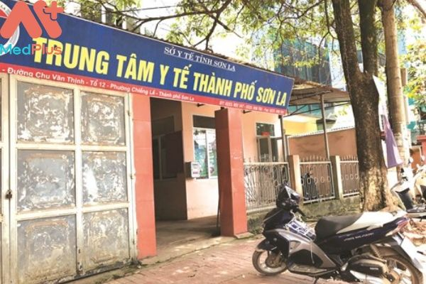 Trung tâm y tế thành phố Sơn La