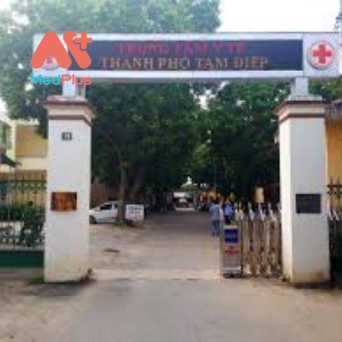 Trung tâm y tế Thành Phố Tam Điệp