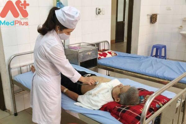 Trung tâm y tế thành phố Thái Nguyên