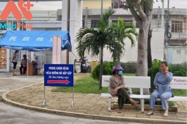 Trung tâm Y tế thành Phố Tuy Hòa