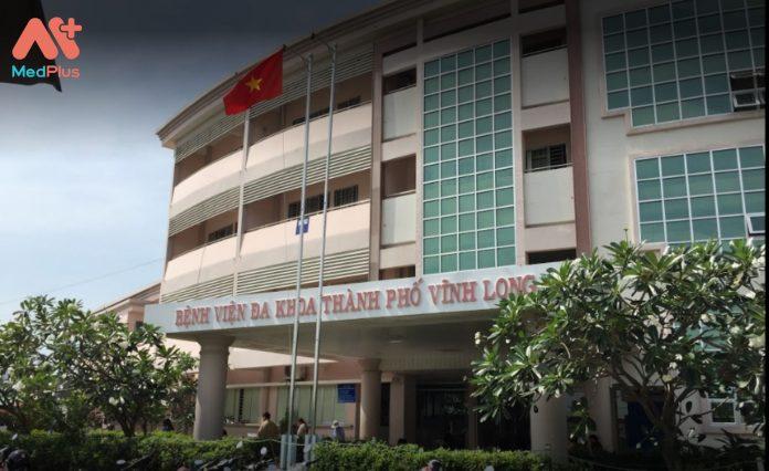 Trung tâm y tế thành phố Vĩnh Long