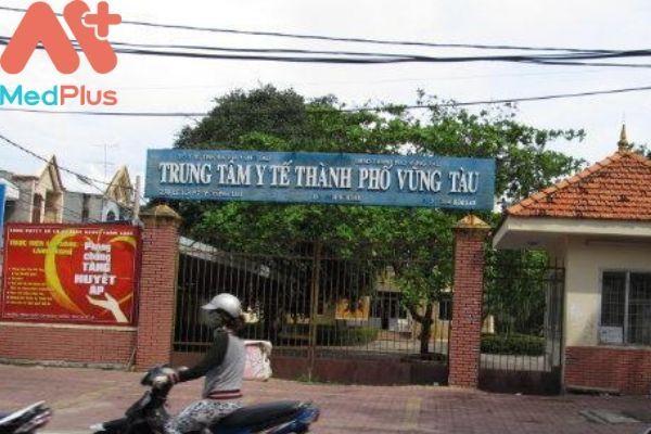 Trung tâm y tế Thành phố Vũng Tàu
