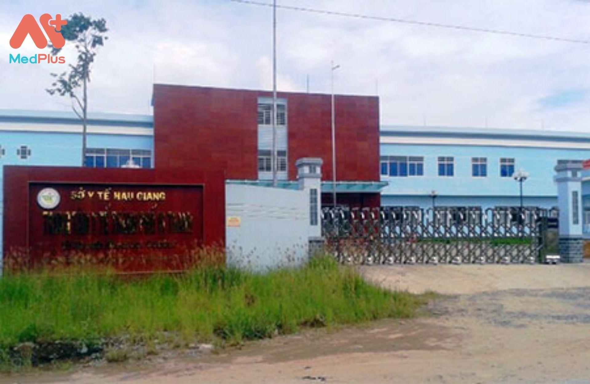Trung tâm y tế thành phố Vị Thanh