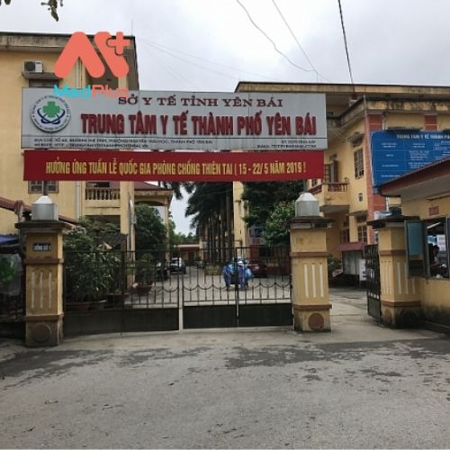 Trung tâm y tế Thành Phố Yên Bái