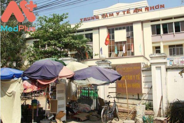 Trung tâm y tế thị xã An Nhơn