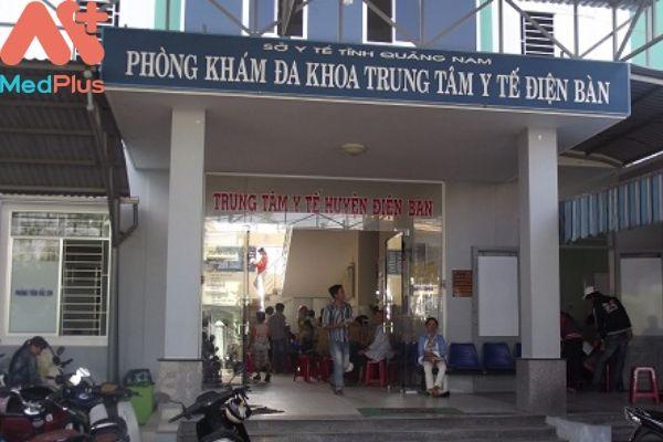 Trung tâm y tế thị xã Điện Bàn