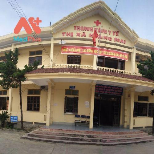 Trung tâm y tế Thị xã Hoàng Mai