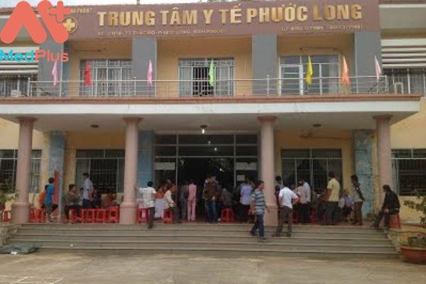 Trung tâm Y tế thị xã Phước Long
