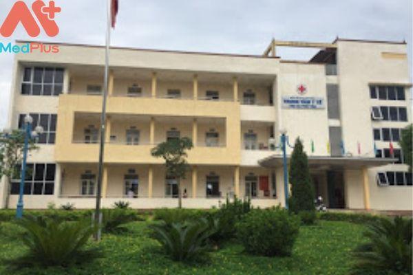 Trung tâm y tế thị xã Phổ Yên