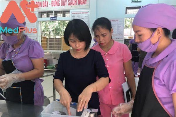 Trung tâm y tế thị xã Sơn Tây
