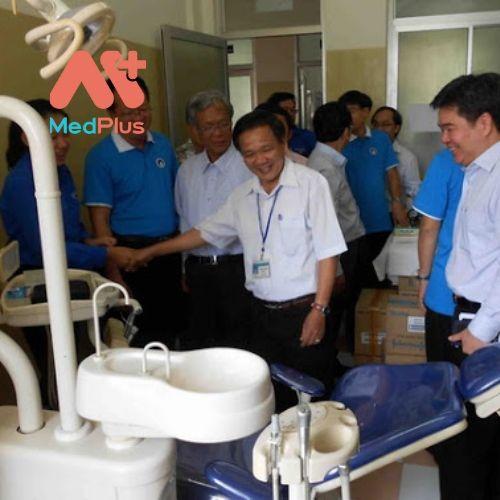 Trung tâm y tế trang bị những máy móc hiện đại nhất