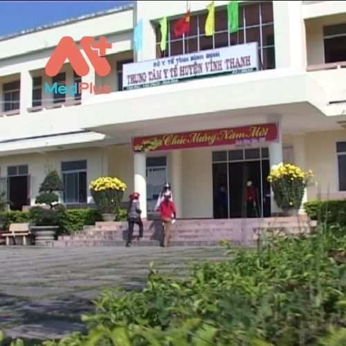 Trung tâm y tế Vĩnh Thạnh - Bình Định