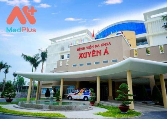 Bệnh viện Đa khoa Xuyên Á - Củ Chi