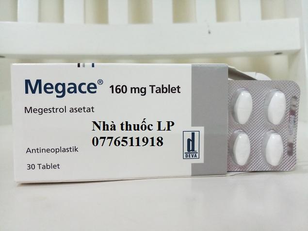 Thuốc Megace 160mg Megestrol điều trị ung thư vú (3)