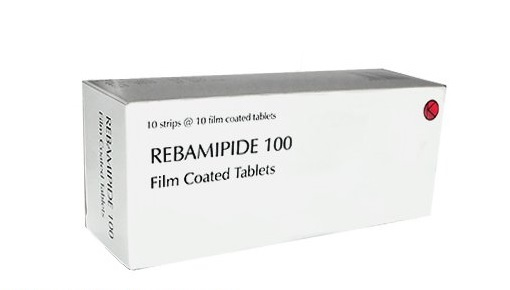 Thuốc Rebamipide điều trị loét dạ dày