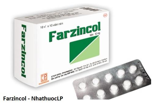 Lợi ích của Farzincol