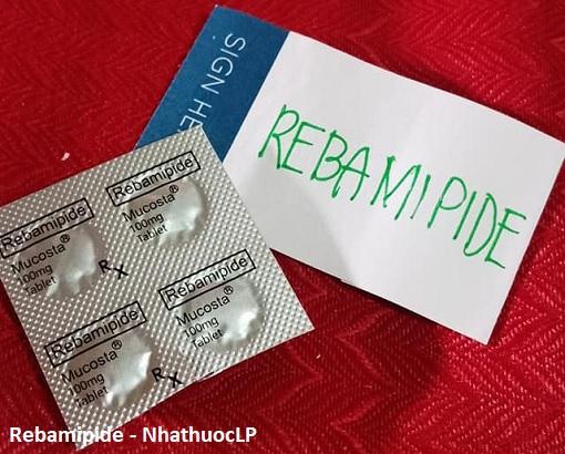 Lợi ích của Rebamipide