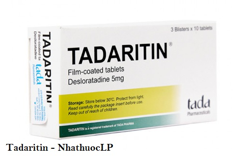 Lợi ích của Tadaritin