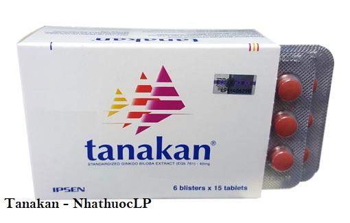Lợi ích của Tanakan