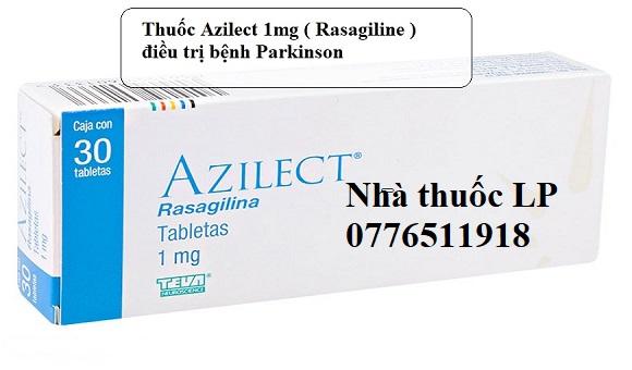 Thuốc Azilect 1mg Rasagiline điều trị bệnh Parkinson (4)