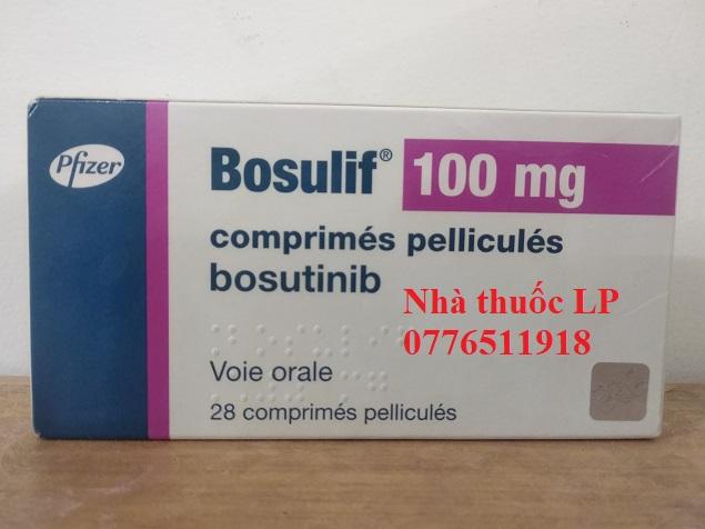 Thuốc Bosulif 100mg 500mg Bosutinib điều trị ung thư máu (2)