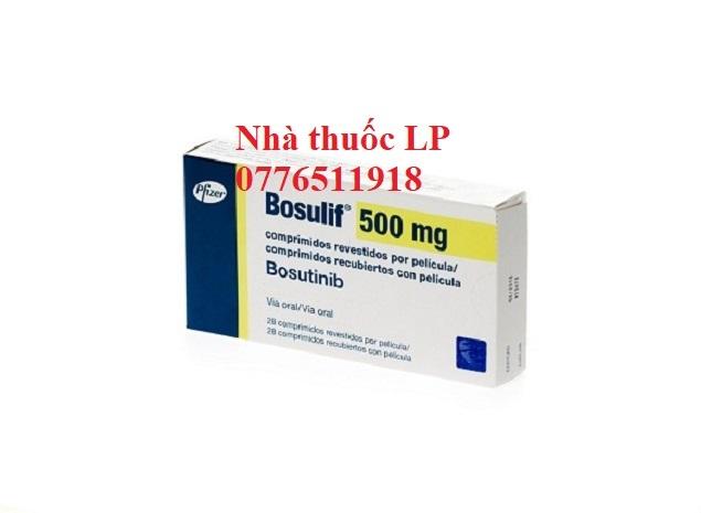 Thuốc Bosulif 100mg 500mg Bosutinib điều trị ung thư máu (3)