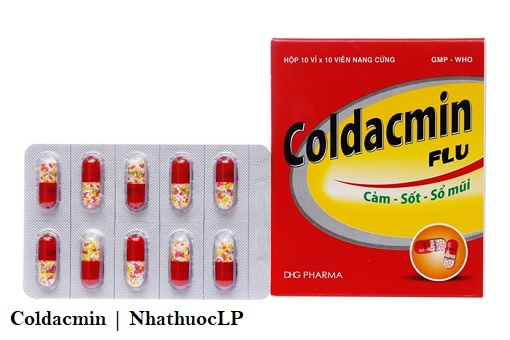 Lợi ích của Coldacmin