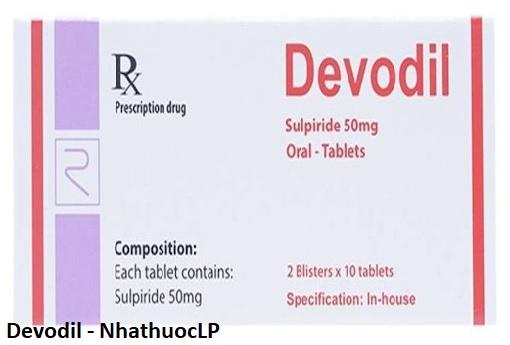 Lợi ích của Devodil