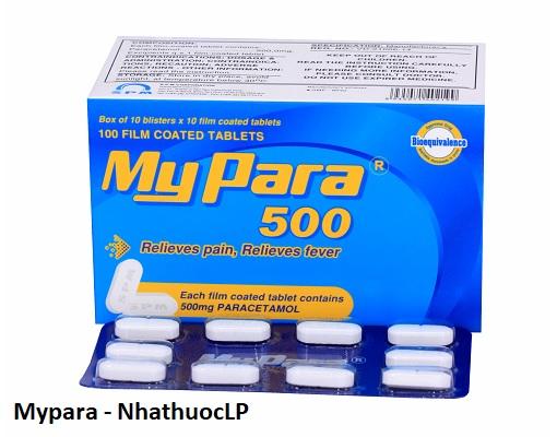 Lợi ích của Mypara