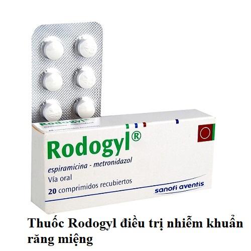 Rodogyl là thuốc gì? Các dạng hàm lượng của thuốc