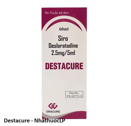 Lợi ích của Destacure