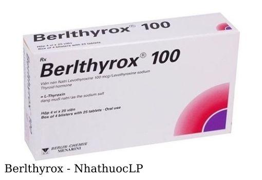 Lợi ích của Berlthyrox