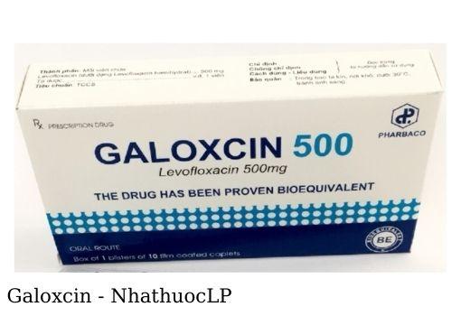 Lợi ích của Galoxcin