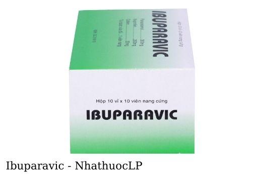 Lợi ích của Ibuparavic