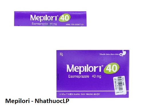 Lợi ích của Mepilori