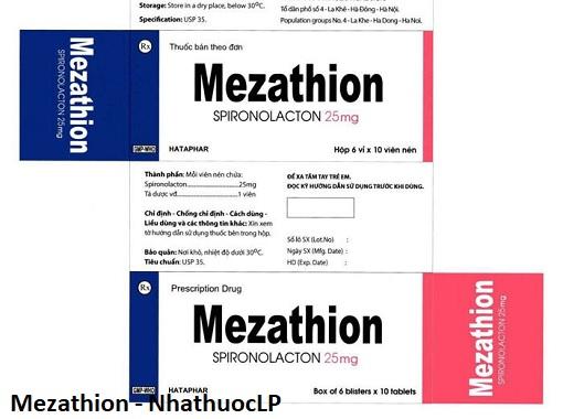 Lợi ích của Mezathion